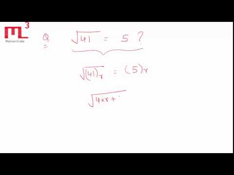 Lecture 4 - Number System | Digital Logic Design | MyLearnCube