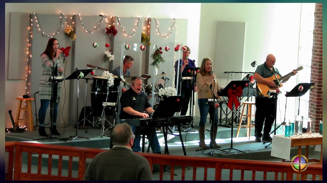 Contemporary Worship (12.20.2020 - 9:45a)