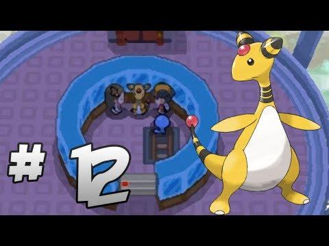Let's Play Pokemon: HeartGold - Part 12 - Olivine Lighthouse