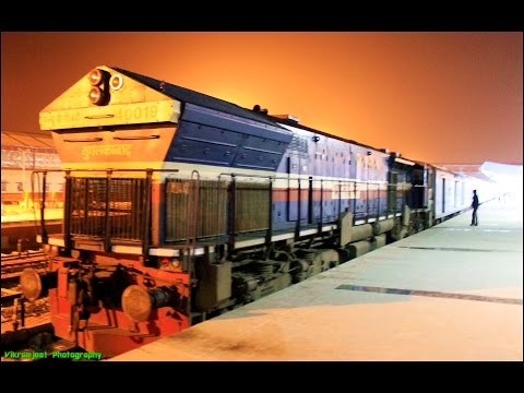 Shree Shakti Express: Full Journey from Katra to New Delhi