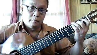 Tạ Ơn (Trịnh Công Sơn) - Guitar Cover by Bao Hoang