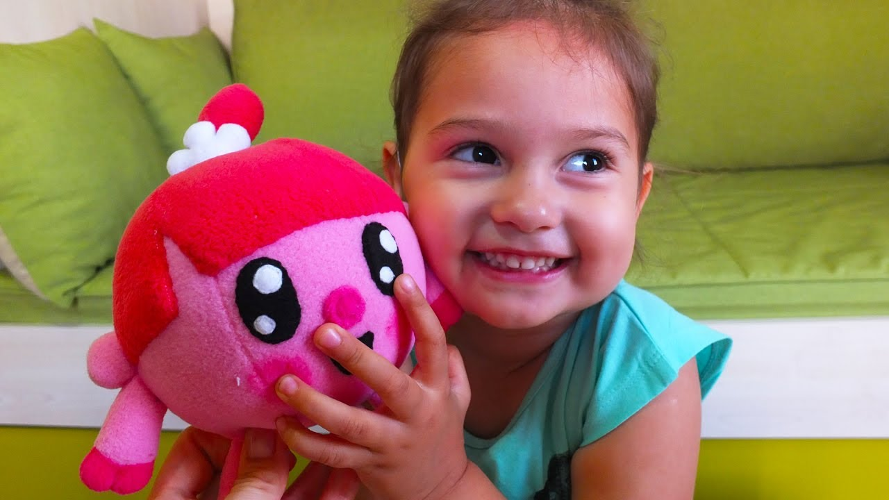 Веселые игры для девочки. Большой СБОРНИК видео Селин. Интересные игрушки.
