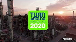 Turnaround 2020 at Porvoo refinery explained by Neste