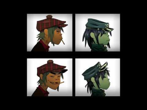 Gorillaz - Dare (2D and Noodle Version) Split Audio!