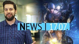 Tippfehler hat Aliens-KI zerstört - Uncharted-Film mit Nathan Fillion - News
