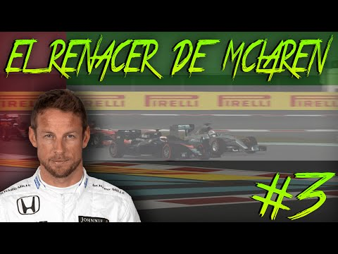 """CA-RRE-RÓN""   F1 2016 ""EL RENACER DE MCLAREN HONDA""   Jenson Button   Abu Dhabi #3"