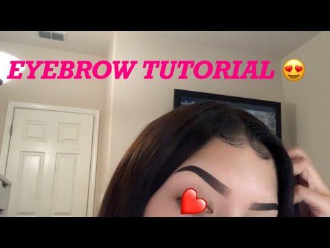 Download Eyebrow tutorial