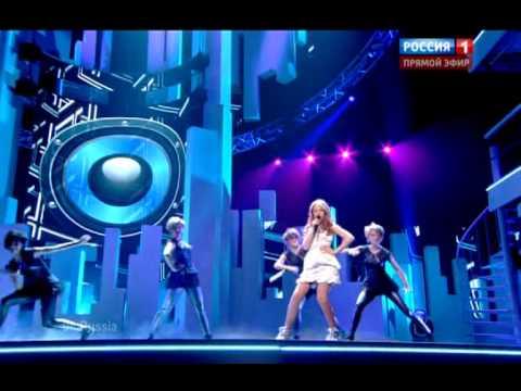 Детское евровидение 2012 Россия