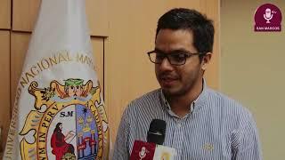 Tema:Autoridades de la UNMSM y de la FPF realizan coordinaciones sobre el  Sudamericano Sub 17