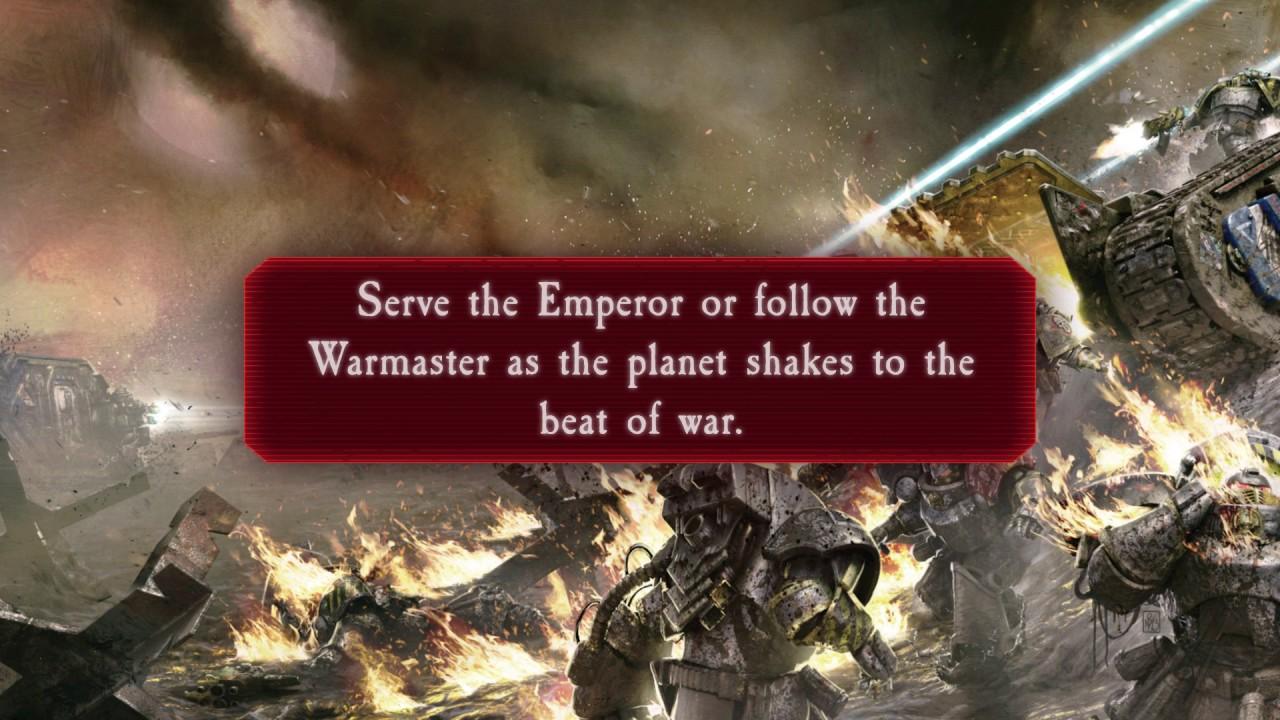 Battle of Tallarn - Trailer