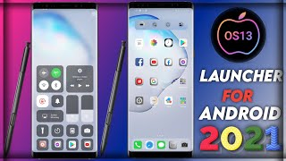 iOS13 Launcher, Control Center, iOS13 Theme For Android 2021 screenshot 3