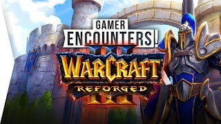 Warcraft III Reforged in 2020 is BAD!? ► Human Campaign Full Playthrough - [Gamer Encounters]