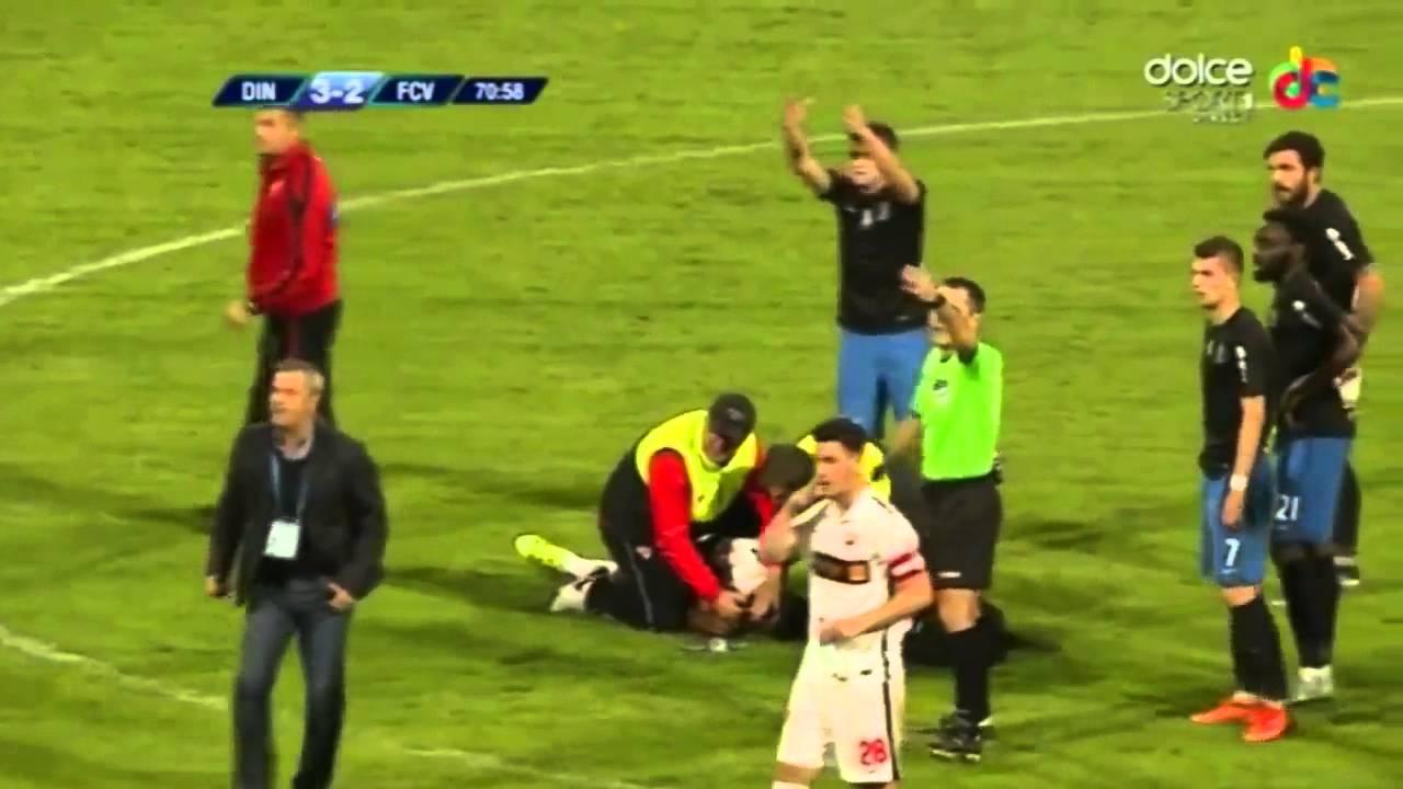 Photo of وفاة لاعب دولي في الملعب خلال مباراة كرة قدم 2016 شاهد ماذا حدث HD – الرياضة