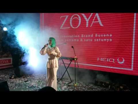 Fatin Shidqia Lubis - Ketika Tangan dan Kaki Berkata (Zoya Festival 2017)