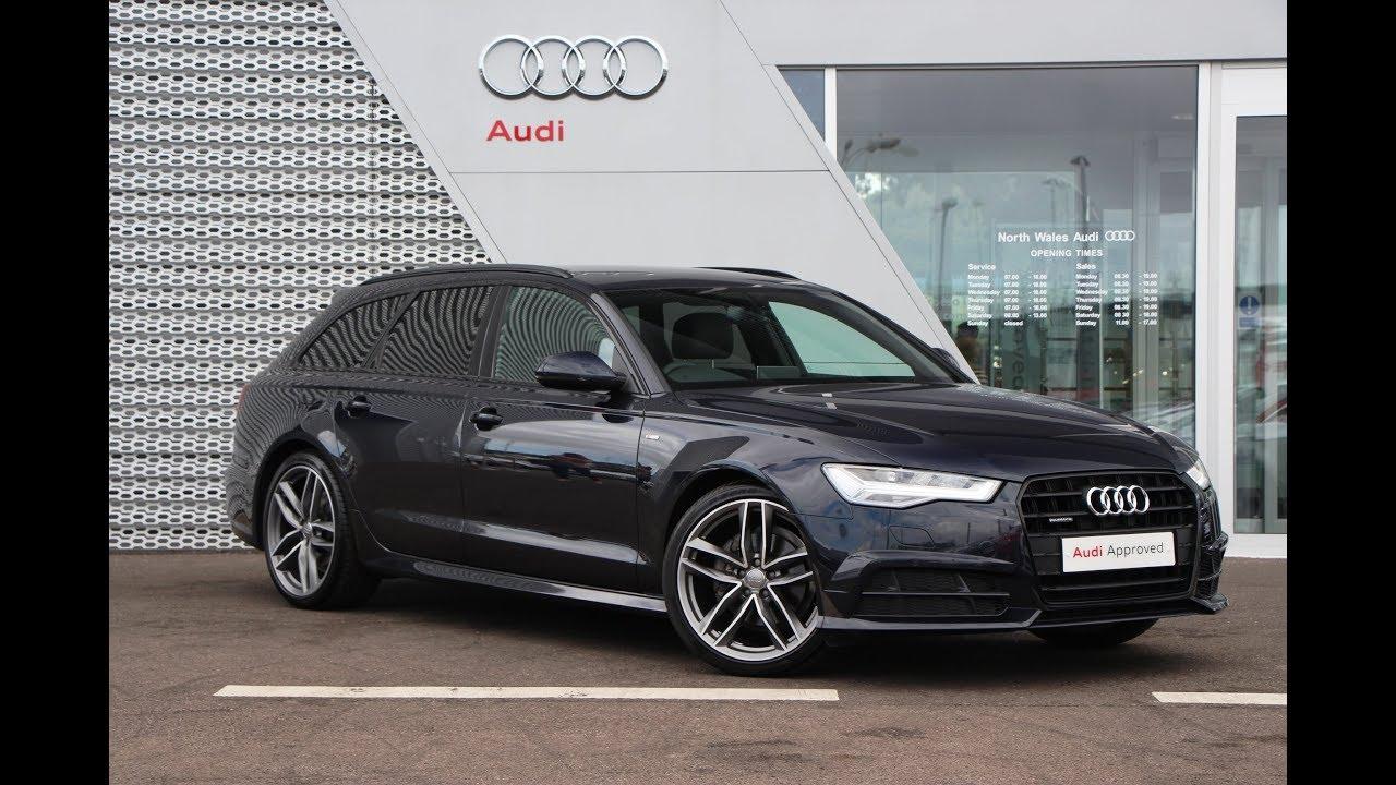 Kelebihan Audi A6 Avant 2017 Perbandingan Harga