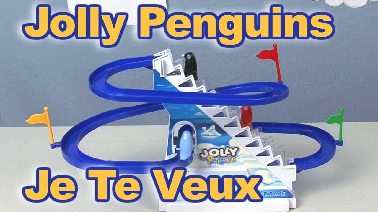 jolly penguins to je te veux youtube. Black Bedroom Furniture Sets. Home Design Ideas