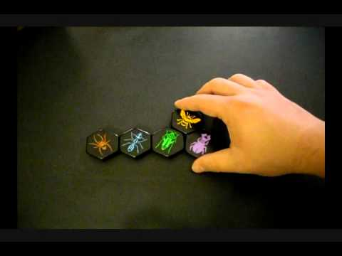 Hive Board Game - How to Play Hive
