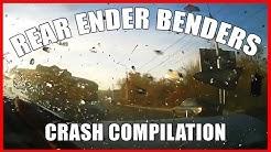 WORST Rear End Crashes - BEST  Compilation - 11 mins +
