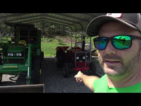 OUR TOP 3 EXPENSES GETTING STARTED FARMING Tour Of Farm Equipment And A Look At Our Chicken Coop!