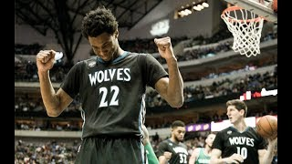 """Andrew Wiggins Mix 2017 - """"All On Angels"""""""