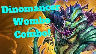 Cruel Dinomancer Umbra Wombo Combo! [Hearthstone Game of the Day]