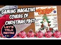 Gaming Magazine Covers of Christmas Past