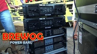 Brewog Upgrade Power Baru