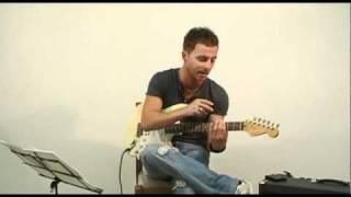 Lezioni di chitarra: il barre