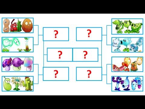 Plants Vs Zombies 2 Torneo El Mejor Equipo De PVZ
