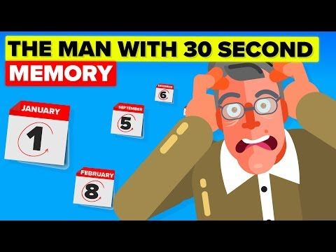 The Man With The 30 Second Memory