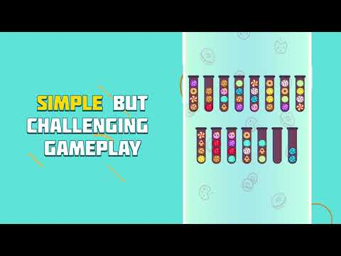 Cookies Sort Fun Sorting Logic Puzzle Challenge Apps En Google Play