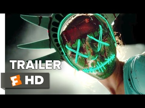 Thumbnail: The Purge: Election Year Official Trailer #1 (2016) - Elizabeth Mitchell, Frank Grillo Movie HD