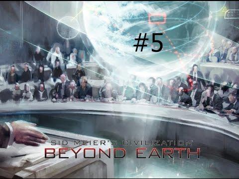 Civ: Beyond Earth - Harmony Nerd - Part 5