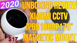 Xiaomi Outdoor Home Security Camera Magnetic Mount CCTV MJSXJ02HL