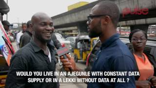 Data Price Increase by NCC: What Is Life Without Internet Data? | Pulse TV Vox Pop
