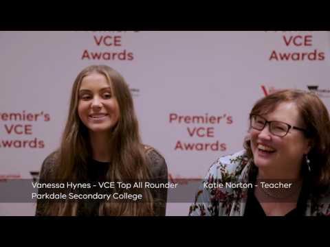 Premier's VCE Awards