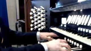 Gervaise - Deux Branles de Champagne - Organ