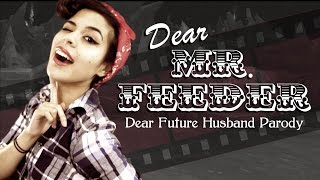 Repeat youtube video LUNITY - DEAR MR. FEEDER (Dear Future Husband by Meghan Trainor)   League of Legends Parody