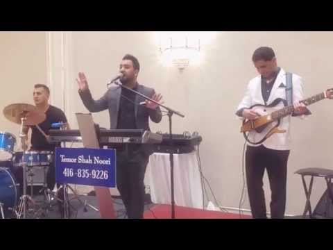 Kamar Barik By Temor Shah Noori LIVE Performance!