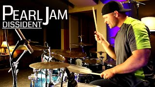 Pearl Jam - Dissident Drum Cover (High Quality Audio) ⚫⚫⚫