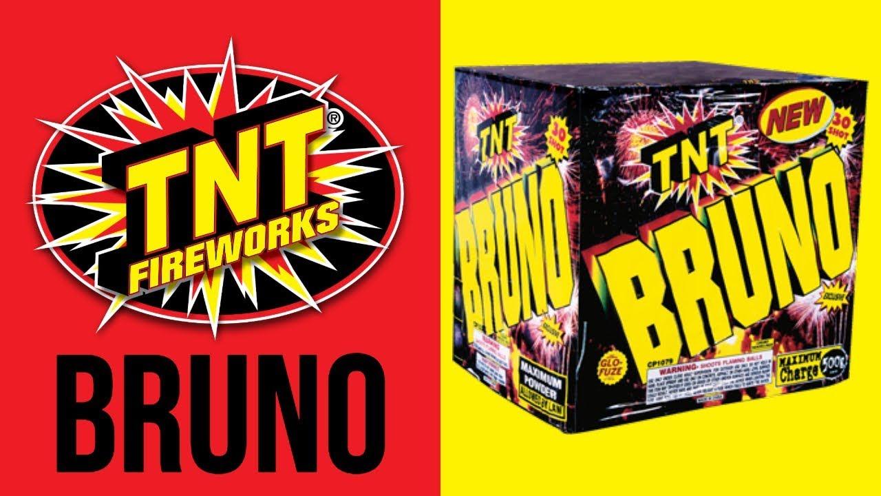 Bruno - TNT Fireworks® Official Video