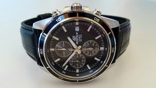 Обзор Casio Edifice EFR-526L-1A