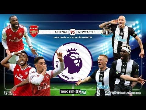 [TRỰC TIẾP K+PM] Soi kèo Arsenal vs Newcastle (23h30 ngày 16/2). Vòng 26 giải Ngoại hạng Anh