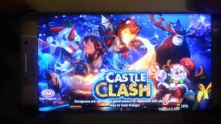 Castle Clash Mod Apk [unlimited Tout] [pas De Racine]
