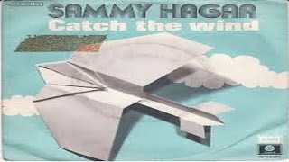 Watch Sammy Hagar Catch The Wind video
