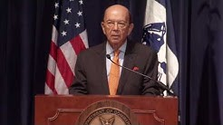 U.S. Secretary of Commerce Wilbur Ross Addresses Commerce Department Employees