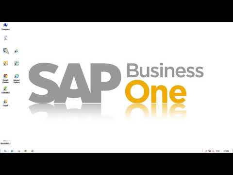 SAP Business One Sales Opportunities
