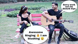Randomly Singing Old Hit Songs MashUp Reaction Prank | Siddharth Shankar