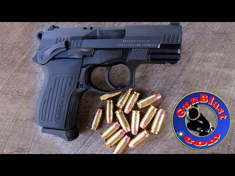 Shooting the Bersa TPR9c 9x19mm Semi-Automatic Pistol - Gunblast.com
