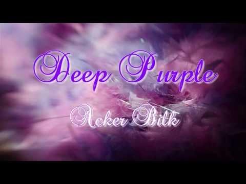 Deep Purple ~ Acker Bilk ~ (HD)